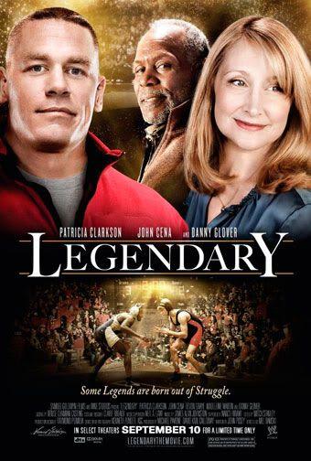John Cena (Luchador de la WWE, Actor, Músico) Legendary-2010