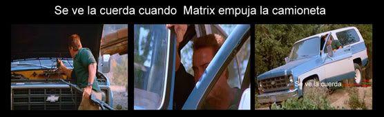Arnold Schwarzenegger Matrixcamioneta1