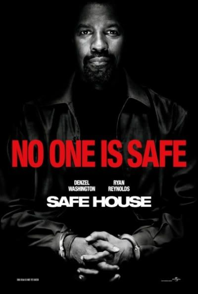 Denzel Washington SafeHouse