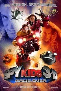 Sylvester Stallone SpyKids3-DGameOver