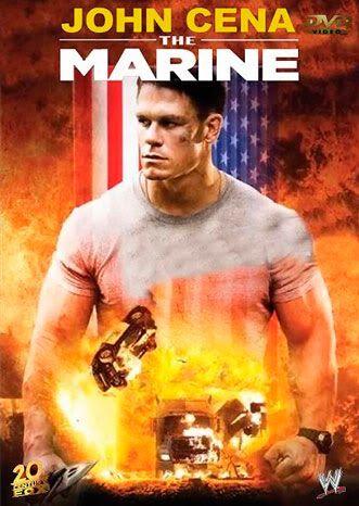 John Cena (Luchador de la WWE, Actor, Músico) The-Marine-1