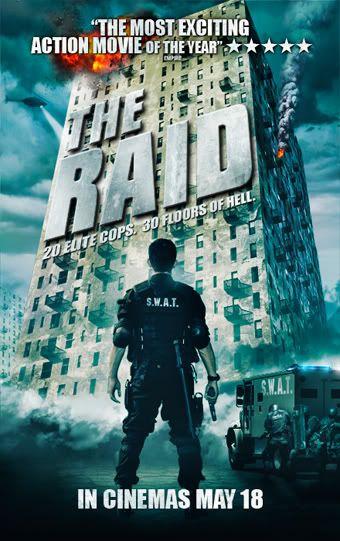 Iko Uwais The-Raid-poster2