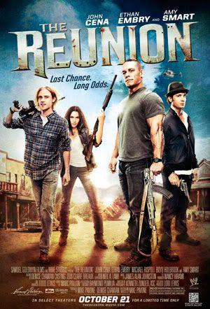 John Cena (Luchador de la WWE, Actor, Músico) The-Reunion