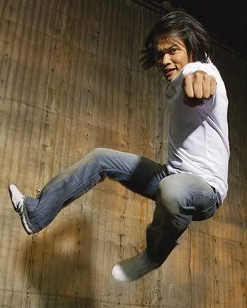 Tony Jaa (Actor, Artista Marcial Tailandés) TonyJaa