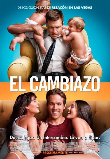 Cine de Comedia El-cambiazo-cartel1