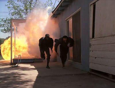 Filmografía de Wesley Snipes/ Filmes de Acción y Thrillers Explosion-Punto-de-Ebullicion