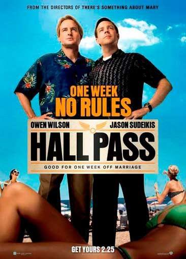 Carta Blanca (Hall Pass) (2011) Hall-pass