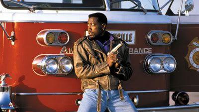Filmografía de Wesley Snipes/ Filmes de Acción y Thrillers Passenger571