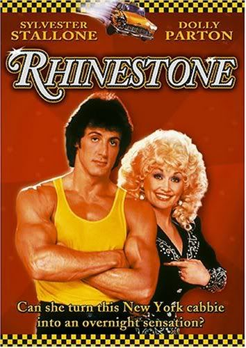 Sylvester Stallone Rhinestone