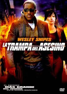 Wesley Snipes The-contractor--2007