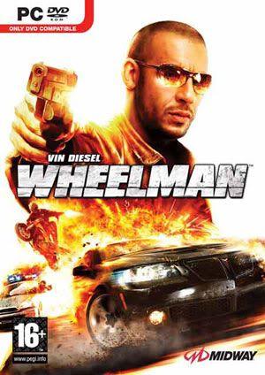 Vin Diesel The-wheelman-PC