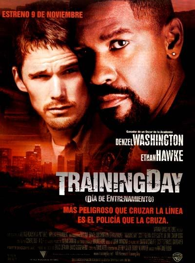 Denzel Washington Trainingday