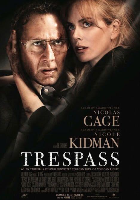 Nicolas Cage Trespass