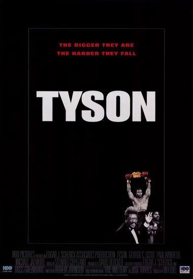 Michael Jai White Tyson-Poster