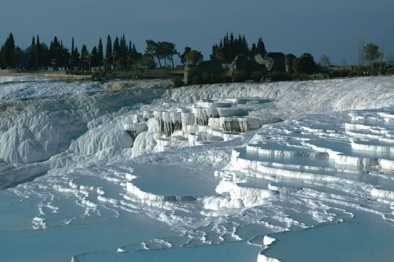 Denizli Pamukkale Travertenleri ve Hierapolis Antik Kenti Traverten47