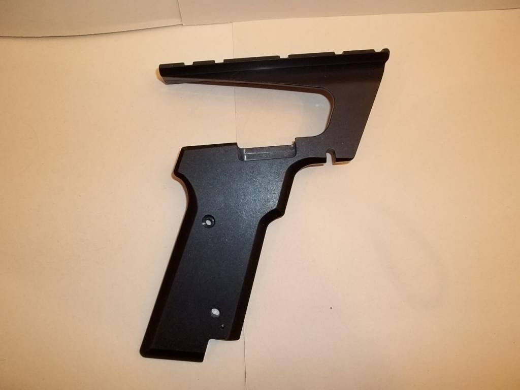 WTS Aimtech Mounts for 1911 (sold),  HS (sold) and S&W 52 (sold) AimtechHS_1