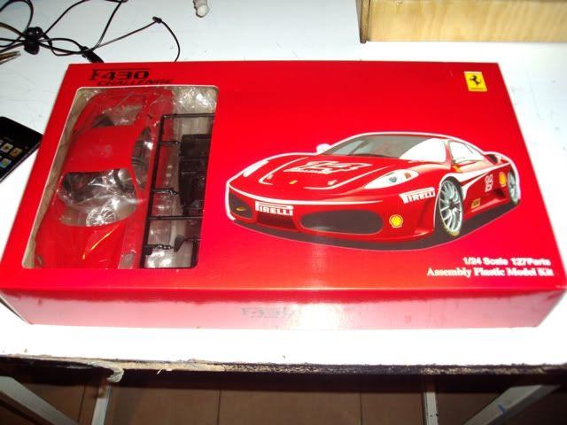 Ferrari F430 Challenge 14 7fc69404