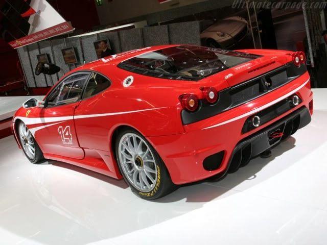 Ferrari F430 Challenge 14 60b53178