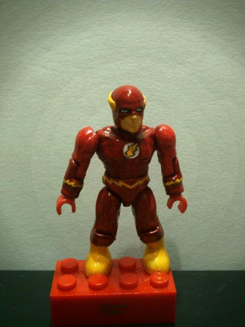 Justice League 001flash