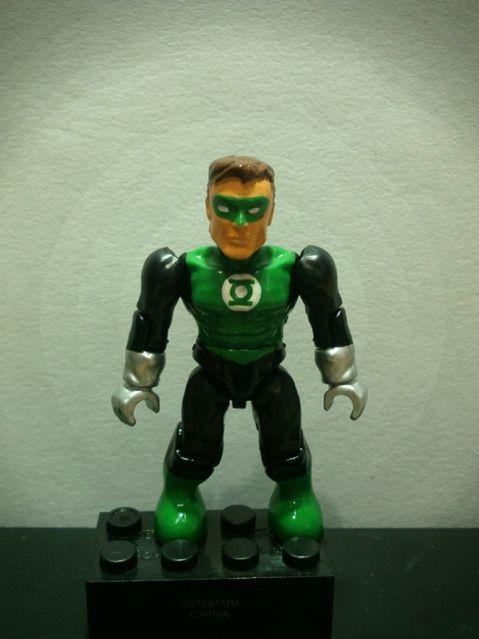 Justice League 001greenlantern