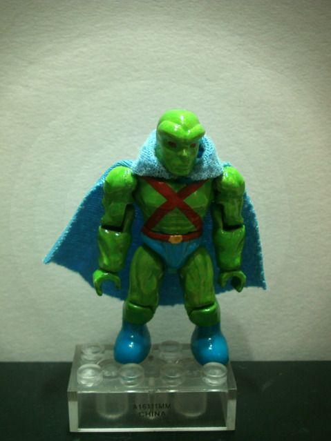 Justice League 001martianmanhunter