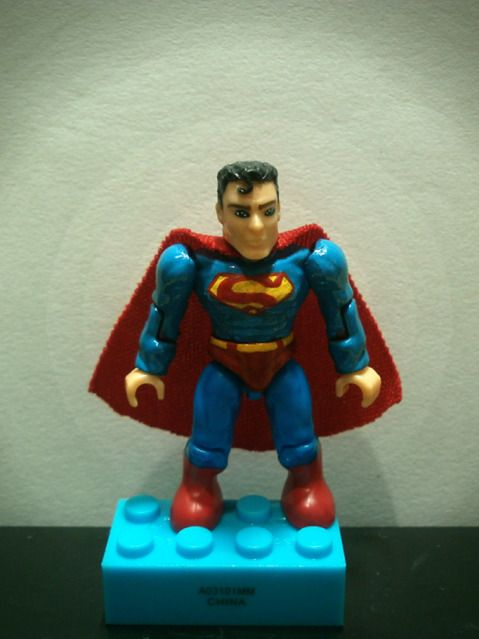 Justice League 001superman