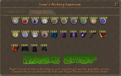 Rune-Lite 508/525 Mageshop