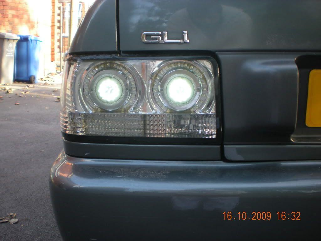 Custom Saloon Rear lights DSCN1877