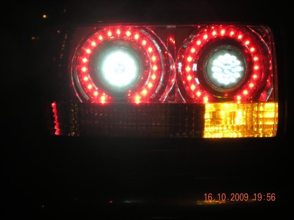 Custom Saloon Rear lights DSCN1892-1
