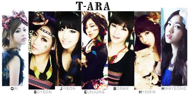 PERFIL T-ARA♥ T_ara