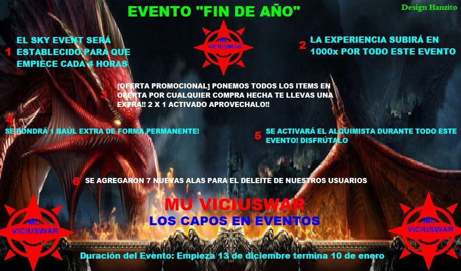 """[EVENTO """"FIN DE AÑO""""] EVENTODICIEMBRE2014"""