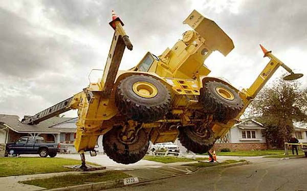 When it's ok to use the 'F' word Craneonroof