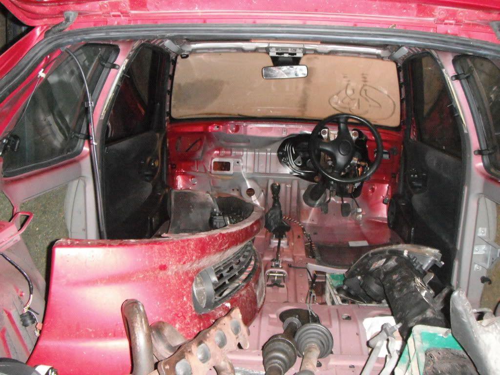 306 GTi-6 lightweight (on a budget) DSCF0085
