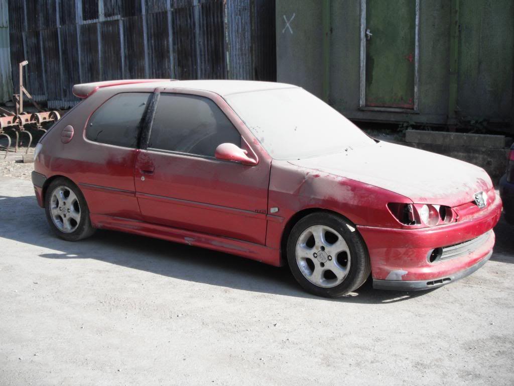 306 GTi-6 lightweight (on a budget) DSCF0257