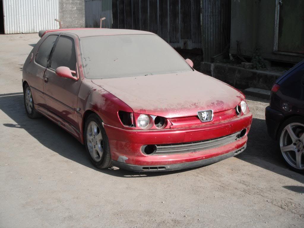 306 GTi-6 lightweight (on a budget) DSCF0258