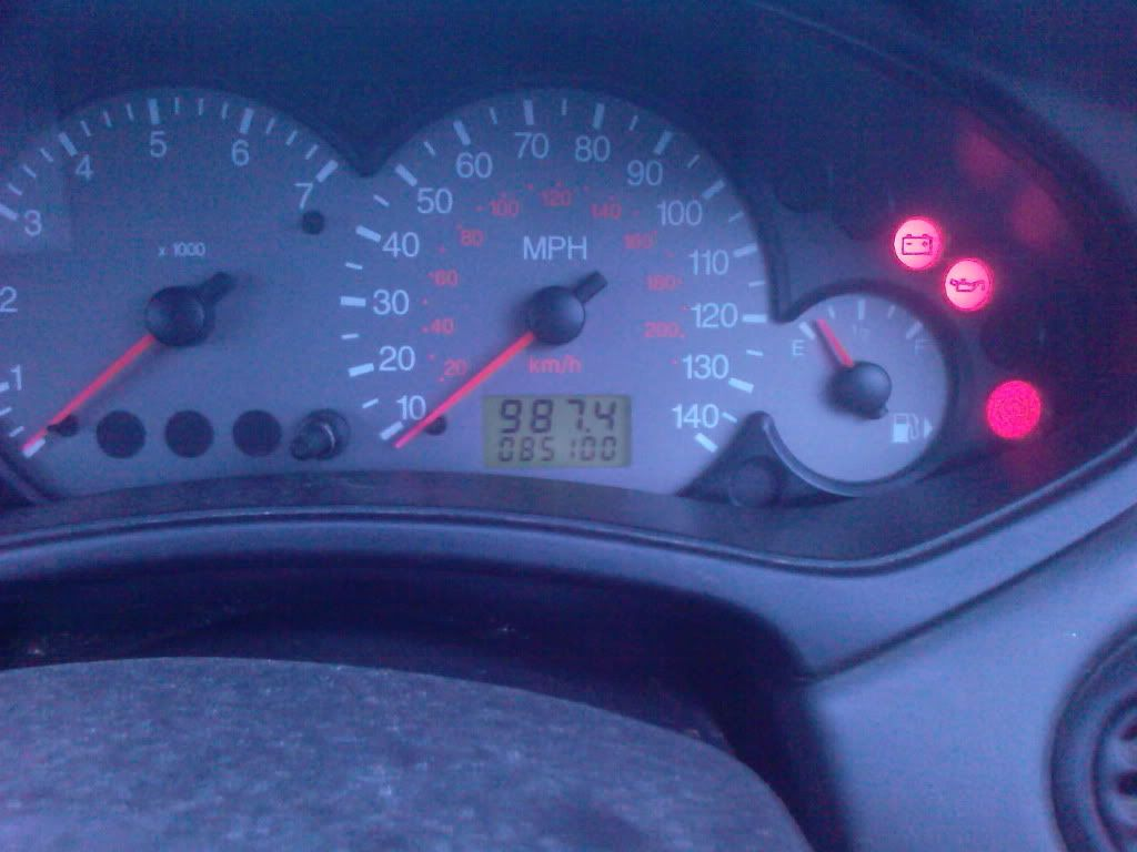 Ford focus 1800zetec Taxed and Tested Photo-0064