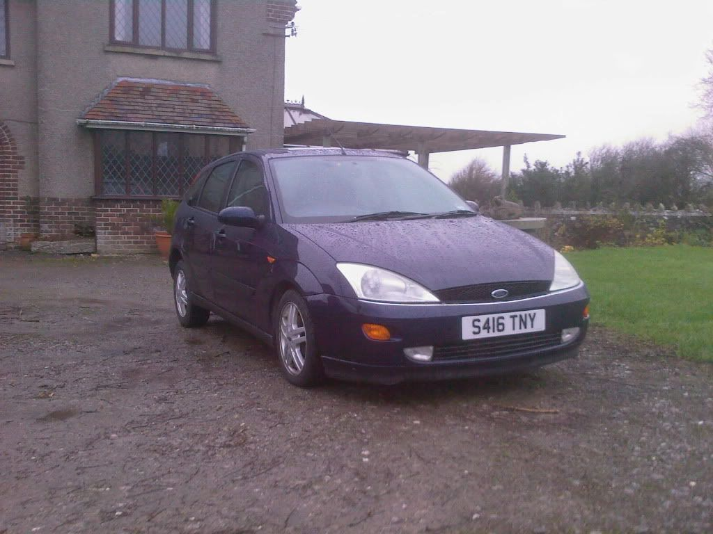Ford focus 1800zetec Taxed and Tested Photo-0065