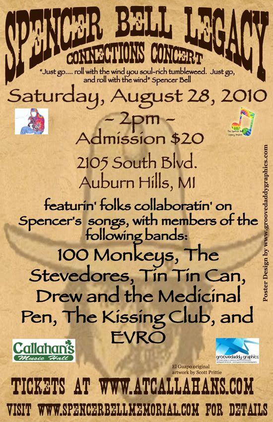 Spencer Bell SBL-Summer-10-day-poster