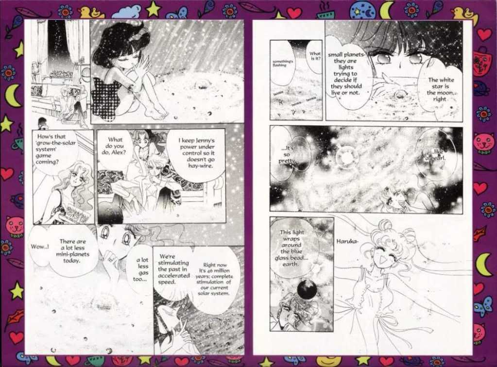 Questions about the manga 1050Smile_1-6_64__Sailor_Moon_
