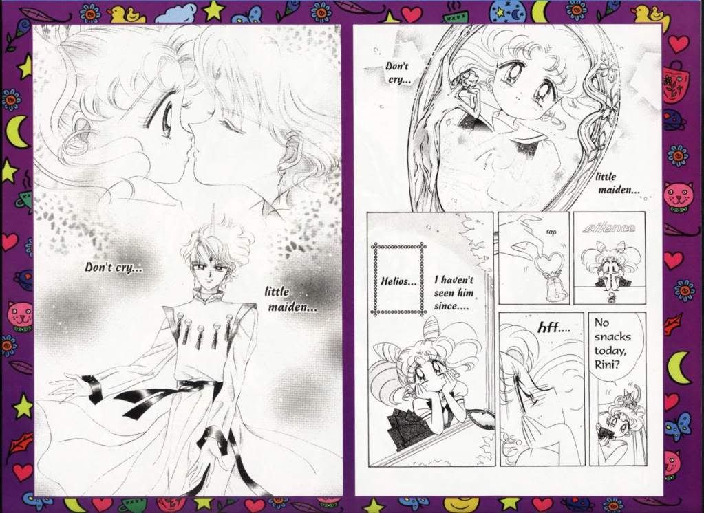 Questions about the manga Smile_1-4_52__Sailor_Moon_
