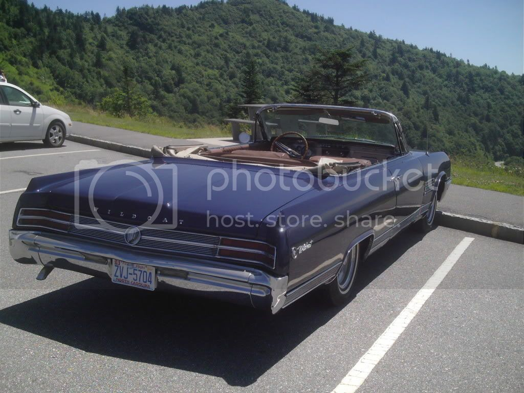 Moving on to another classic Buick Wildcat12
