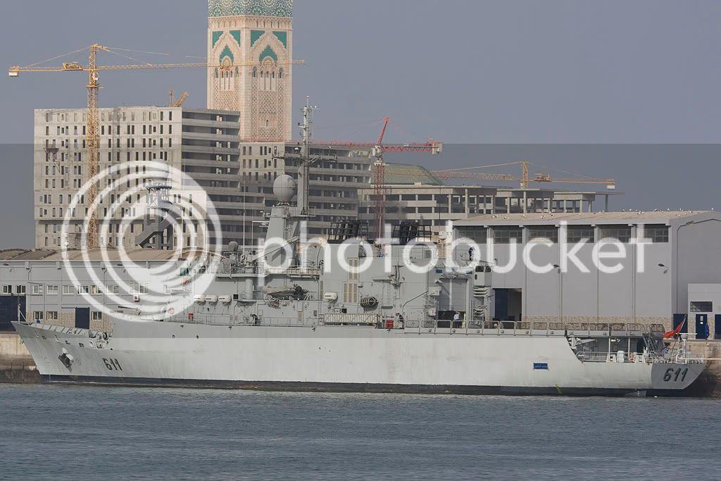 Royal Moroccan Navy Floréal Frigates / Frégates Floréal Marocaines - Page 2 IMG_5734