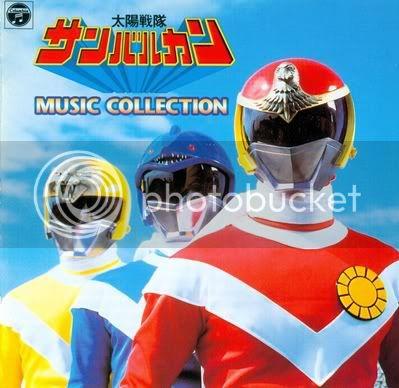 เปิดตำนาน ตำหน่อยอร่อยแน่ : ประวัติ ขบวนการห้าสี(Super Sentai) Sunvulcan