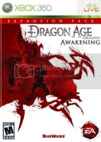 WTS Game Homemade Xbox 360 dan Wii berkualitas DragonAgeOriginsAwakening