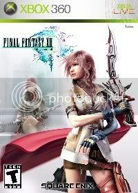 WTS Game Homemade Xbox 360 dan Wii berkualitas FinalFantasyXIIIcover