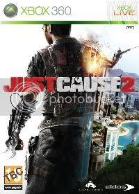 WTS Game Homemade Xbox 360 dan Wii berkualitas JustCause2