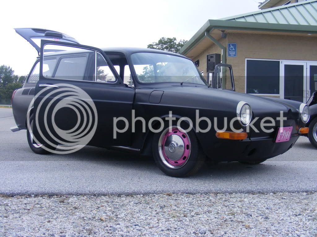 1972 Squareback YUBUGGIN10007