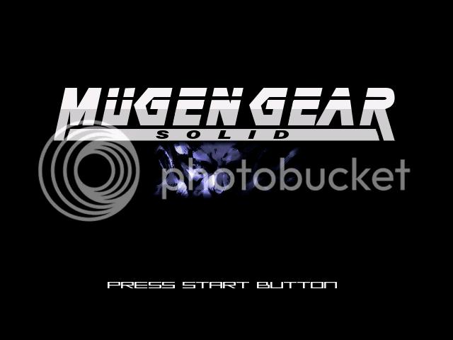 MetalGear or MugenGear 1.0 Sreen Pack WIP! Mugen000-25