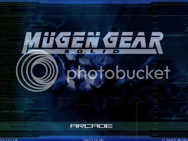 MetalGear or MugenGear 1.0 Sreen Pack WIP! Mugen002-18