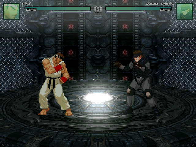 METAL GEAR SOLIDE - HI-RES - SCREENPACK ! Mugen4-20